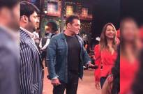 Krushna Abhishek & Kashmera's kids, Salman Khan on The Kapil Sharma Show