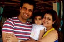 Juhi Parmar and Sachin Shroff