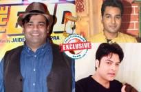 Kiku Sharda, Mubeen Saudagar and Gaurav Dubey in SAB TV's Apna News Aayega
