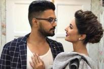 Hina Khan and beau Rocky Jaiswal give us DDLJ feels