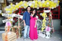 Barun Sobti and Pashmeen