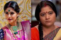 Shubhaavi Choksey aka Mohini and Kanupriya Pandit aka Veena