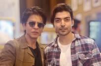 Gurmeet Choudhary's fanboy moment with Shah Rukh Khan