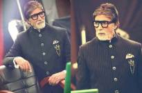 Big B's look revealed from Kaun Banega Crorepati 11 promo shoot