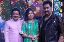Alka Yagnik, Udit Narayan and Kumar Sanu