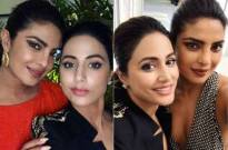 'THIS' gesture of Priyanka Chopra made Hina Khan 'EMOTIONAL'