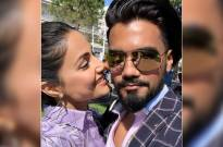 Hina Khan on beau Rocky Jaiswal