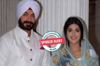 Mysterious call to stop Sarabjit and Meher's marriage in Choti Sardarni