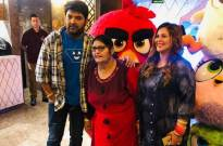 Kapil Sharma's movie outing with family and The Kapil Sharma Show team
