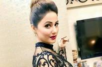 Hina Khan sets major WORKOUT GOALS