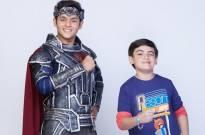Baalveer and Vivaan fight the evil together on Sony SAB's Baalveer Returns