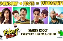 Discovery Kids ties up with Excel entertainment to take famous Bollywood franchise 'Fukrey' to kids with 'Fukrey Boyzzz'