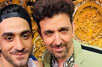 Aly Goni's fanboy moment with Hrithik Roshan on Nach Baliye 9!