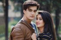 Mohsin Khan and Shivangi Joshi enjoy 'FAMILY TIME'!