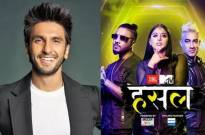Ranveer Singh showers love and support for MTV Hustle ahead of grand finale!