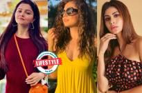 Rubina Dilaik, Drashti Dhami and Mouni Roy are rocking their backless sari like a pro