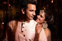 Yuvika Chaudhary gets a special gift from mom-in-law on Karva Chauth, Prince can't stop adoring her beautiful reaction