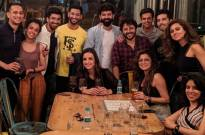 Sanaya Irani hosts a special screening of Ghost for industry friends