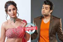 Hina Khan finds a FITNESS PARTNER in Maniesh Paul!
