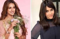 Disha Patani commences shooting for Ekta Kapoor's 'KTina'