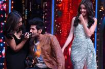 What? Kartik Aryan shaves his moustache on the sets of Nach Baliye 9