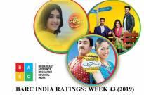 BARC India Ratings: Choti Sardarni bags No. 1 spot followed by Kundali Bhagya and Taarak Mehta