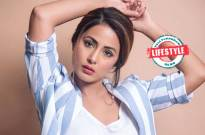 Check out what THERAPY Hina Khan does to get GLOWING Skin!