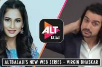 ALRBalaji and ZEE5 drop the trailer of its upcoming web series Virgin Bhasskar