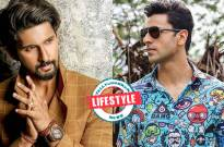 Ravi Dubey and Vivek Dahiya's AFFAIR with SUNNY SHADES...