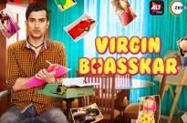 Durgesh Kumar in ALTBalaji and ZEE5's Virgin Bhasskar