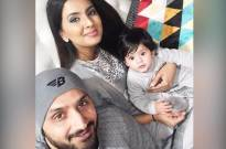 Geeta Basra, Harbhajan Singh set PARENTING goals; check out their ADORABLE pictures with daughter