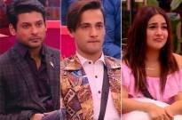 Sidharth Shukla, Asim Riaz, and Shehnaaz Kaur Gill