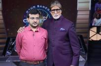 Amitabh Bachchan does 'Naamkaran' on KBC 11
