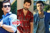 Parth Samthaan, Mohsin Khan, and Nakuul Mehta give STYLE GOALS for GROOM SQUADS!