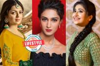Shivangi Joshi, Erica Fernandes, and Drashti Dhami TEAM UP to give TIPS on making a fashion statement with LEHENGAS!