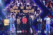 Mithun Da gets teary eyed on DANCE+ 5!