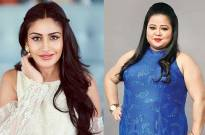 Surbhi Chandna and Bharti Singh's FUN time; check the HILARIOUS video