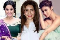 Times when TV divas Karishma Tanna, Mouni Roy and Anita Hassanandani gave major fashion goals with her trendy sarees