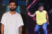 Virat Kohli to meet a Dance + 5 contestant in Kolkata?