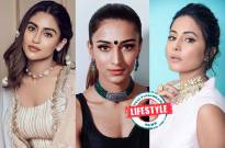 Krystle Dsouza, Erica Fernandes, and Hina Khan PROVE that STRIPES are a girl's BEST FRIEND!