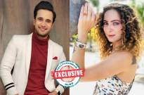 Priom Gujjar and Lavina Tandon bag & TV's Laal Ishq