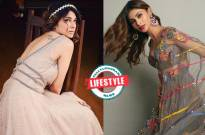 Mouni Roy and Jennifer Winget show us how to ace the gown–sneaker COMBO LOOK!