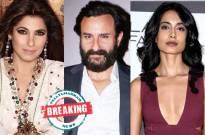 Dimple Kapadia, Sarah-Jane Dias, and Kunal Mishra join Saif Ali Khan's Tandav