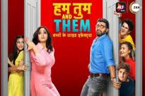 ALTBalaji and ZEE5 unveil Shweta Tiwari starrer 'Hum Tum and Them' trailer