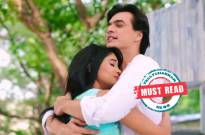 The audience hope for a patch-up between Yeh Rishta Kya Kehlata Hai actors Mohsin Khan and Shivangi Joshi