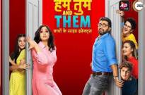 Shweta Tiwari and Akshay Oberoi share a crackling chemistry, spin tales of love & parenting in Hum Tum & Them!