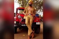 Actor Amal Sehrawat dons inspector look in Choti Sarrdaarni