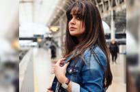 Sara Arfeen Khan returns to Mumbai with her twins