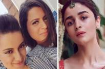 Alia Bhatt trolled by Rangoli Chandel for taking home an award before the event