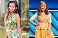 Anushka Sen's sweet gesture makes Neha Kakar go 'aww'